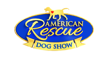 This image has an empty alt attribute; its file name is American-Rescue-Dog-Show-Logo-2.png